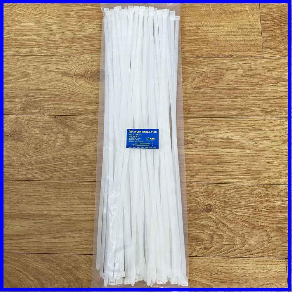 Dây rút nhựa 10x600(60cm)